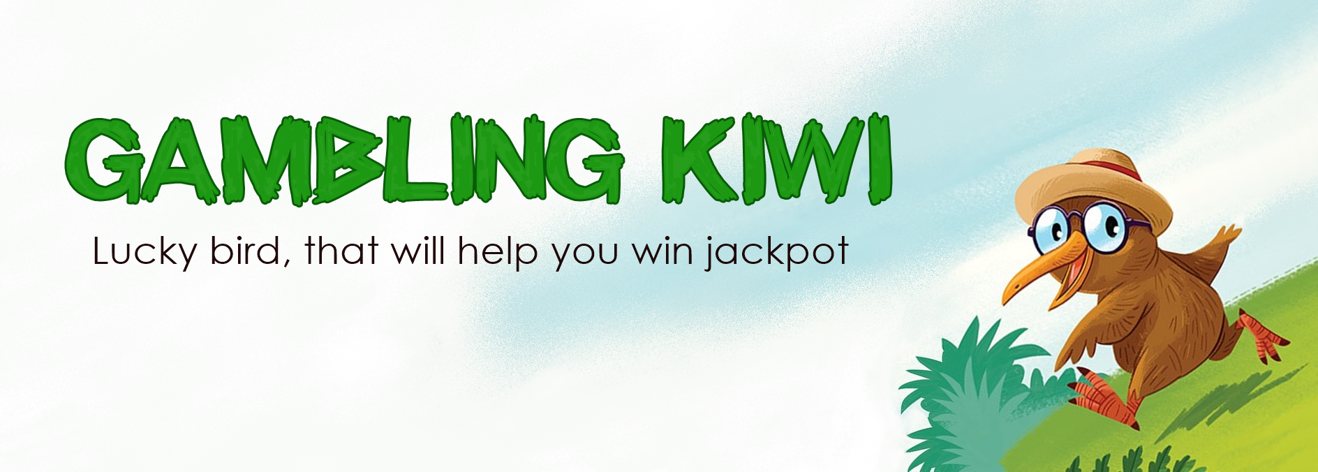 Gambling Kiwi – Lucky bird, that will help you win jackpot
