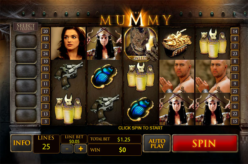the-mummy-slot