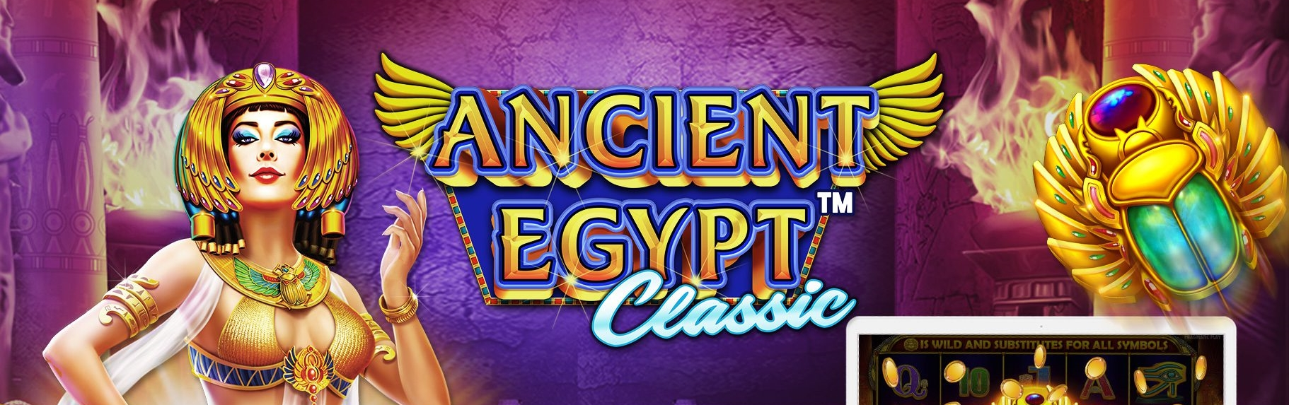 Ancient-Egypt-Classic-Slot