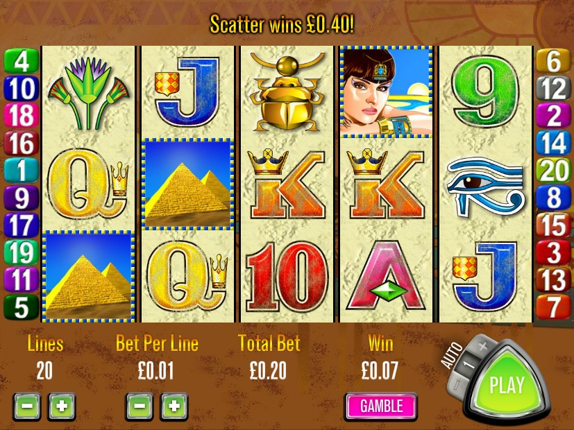 queen-of-the-nile-slot
